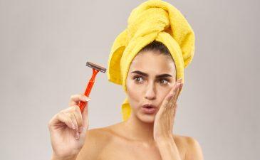pode raspar os pelos depois da depilação a laser