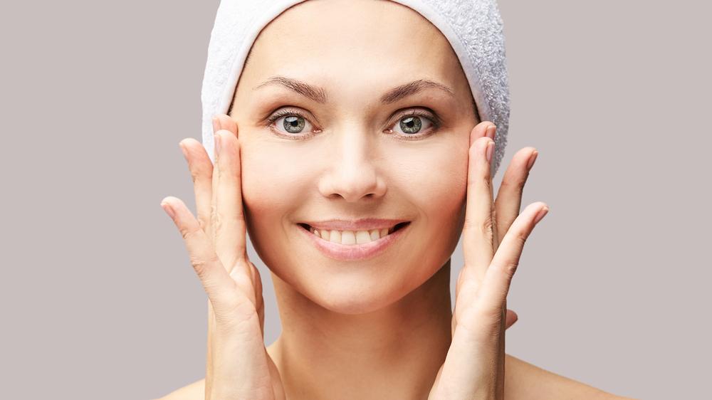 depilação no rosto