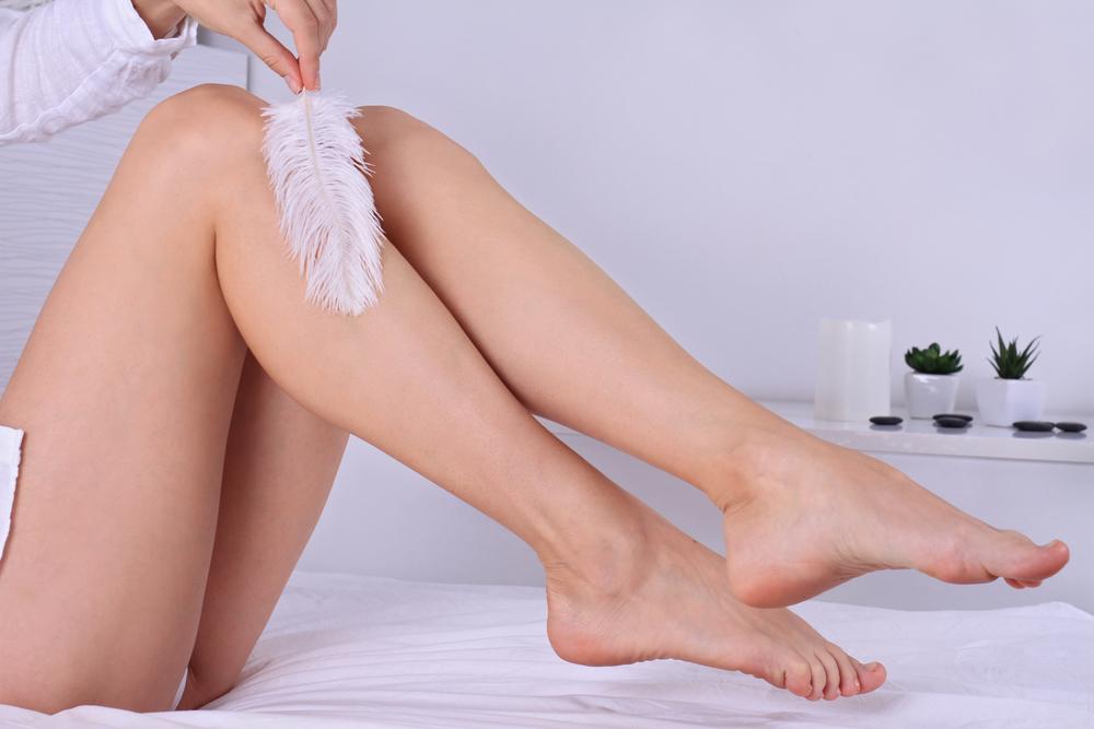 como fazer parar de crescer pelos nas pernas