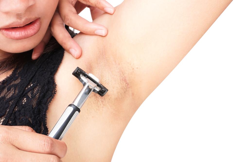 depilação a laser clareia
