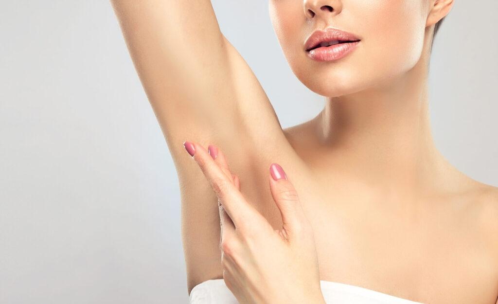 pelos caindo após depilação a lase